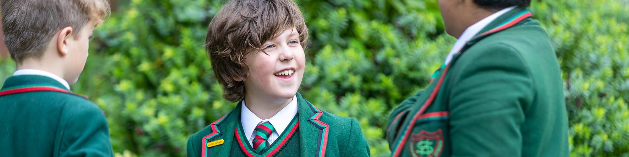 Junior School FAQs Hollygirt School